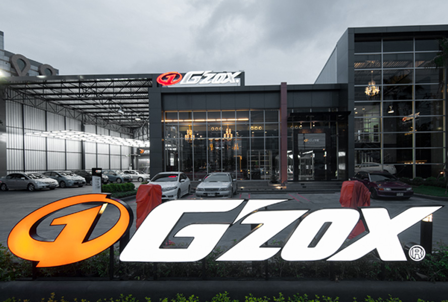 G'Zox Service Center